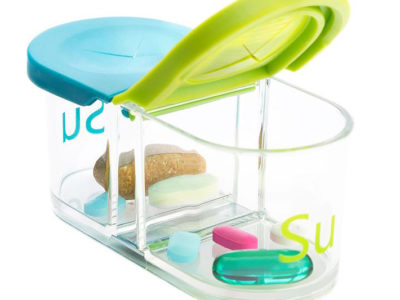 Sagely pill organizer replacement pod