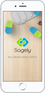 Sagely pill reminder app