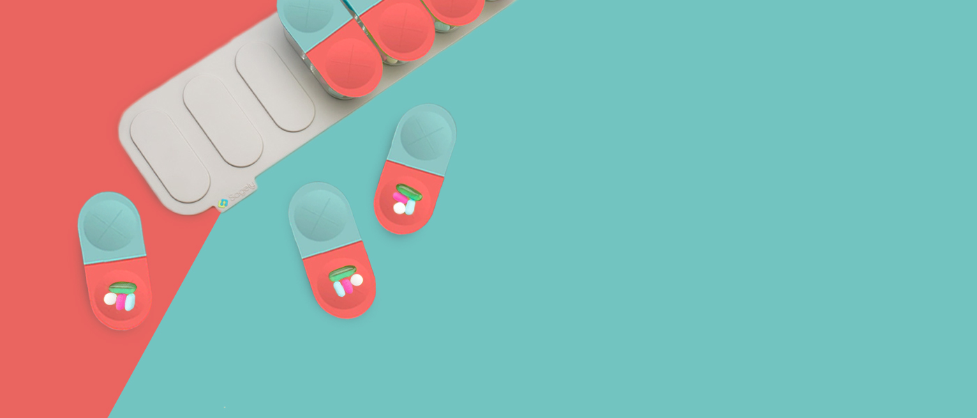 Sagely pill organizers and pill reminder app