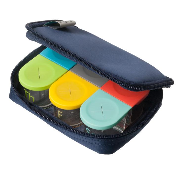 Sagely weekly pill organizer